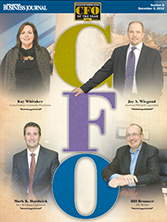 CFO of the Year 2012