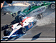 Las Vegas crash saps IndyCar